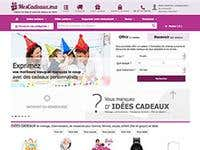Gifts ecommerce website