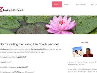 Coach Website