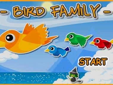 Faimly Bird