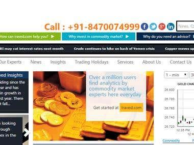 Iravedcommodity.com