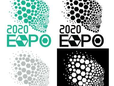 Logo design competition expo 2020. Freelancer