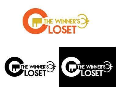 Logo design competition The Winner\'s Closet. Freelancer