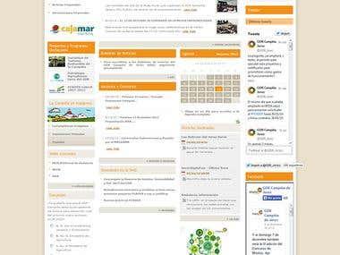 Web Jerez Rural