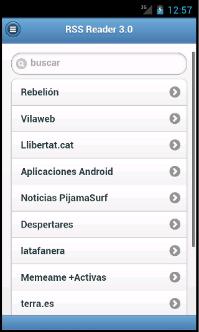 app Noticias destacas