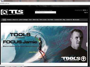 Tools-Surf