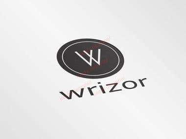 Logo - Wrizor - suggestoin