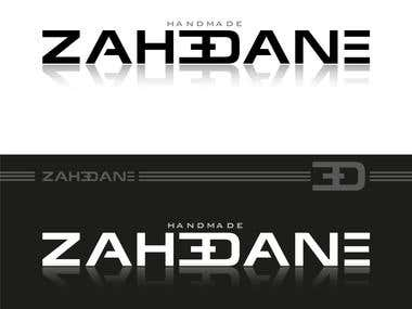"logo, front side of bc ""Zahedane\"""