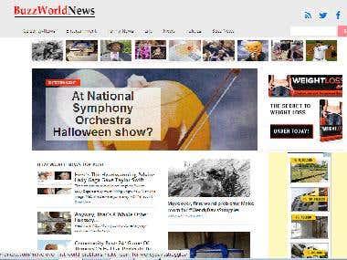 Buzz World News