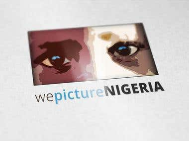 We Picture Nigeria Logo