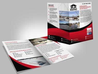 Brochure for ECR