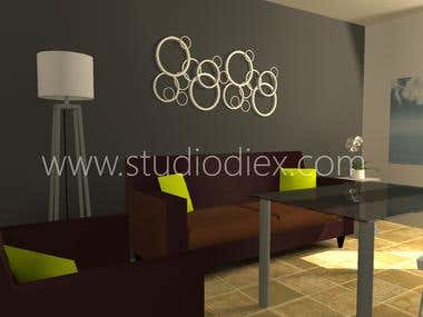 Office design for  Studio Diex (C)