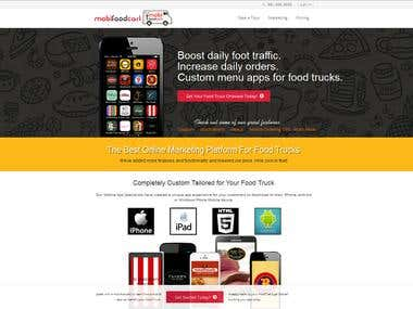 Fully responsive wordpress website