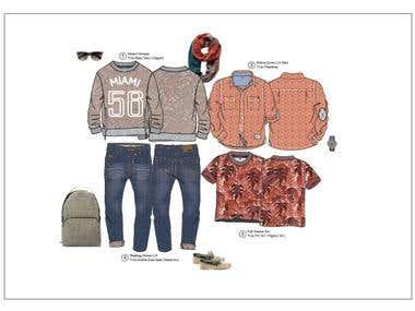 Men Fashion Collection