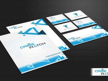 Crime Watch Corporate Identity