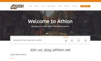 Athion - Online Community