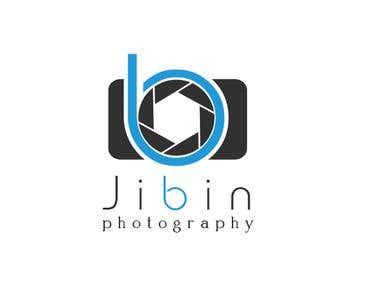 JIBIN PHOTOGRAPHY LOGO
