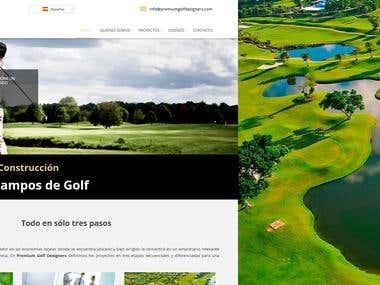 Premium Golf Designer