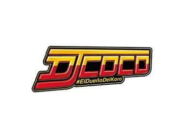 DJ Coco Logo