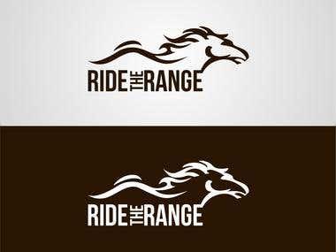 Ride The Range Logo