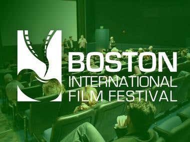 Boston International Film Festival Branding & Web