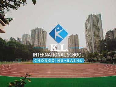 KL International School Branding & Web