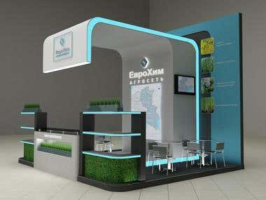 exebition stand