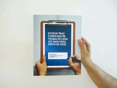 Pop-Up Folder