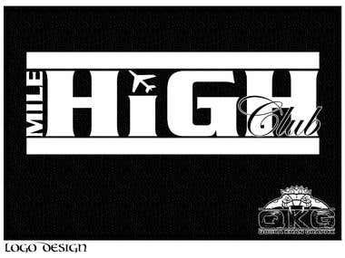 Mile High Club Logo
