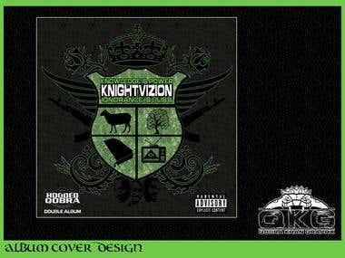 KnightVizion Album Cover