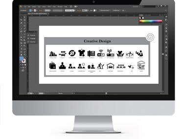 Restaurant Icon Design