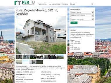 PER TU Real Estate and Air International Business