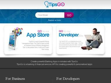 Tipsgo Platform
