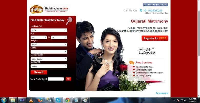 gujarati matchmaking software
