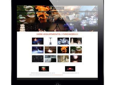 Ambian hire website for food