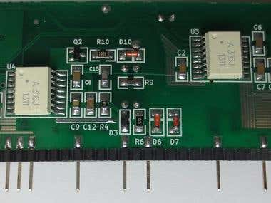 IGBT Driver for SULZER AKA Cards