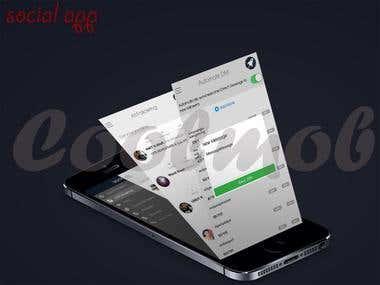SocialRocket (Social app, Social marketing)