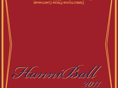 HanniBall Poster and Thank You