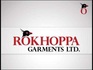 Logo Design | Rokhoppa