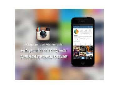 Social Media Like Us Banner