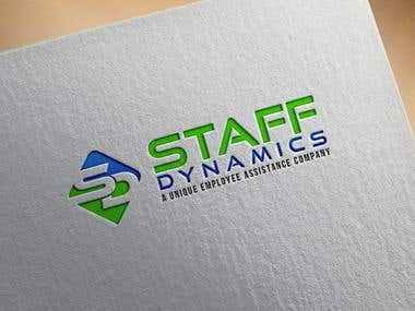 Logo design for Staff Dynamics