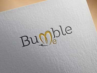Logo design for Bumble Me