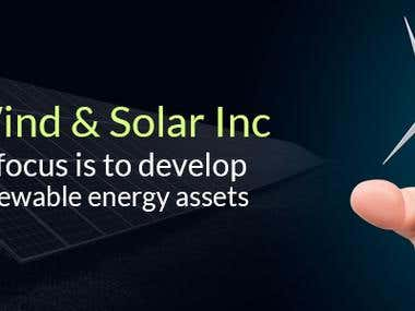Banner for Atlantic Wind And Solar Inc