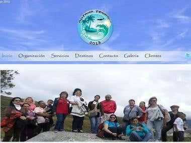 Portal de turismo