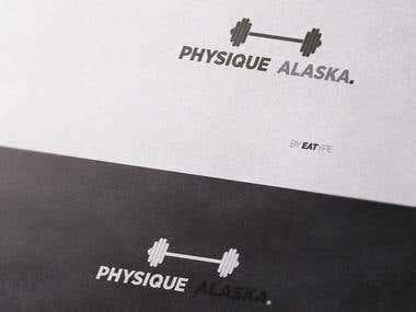 Logo for Physique Alaska