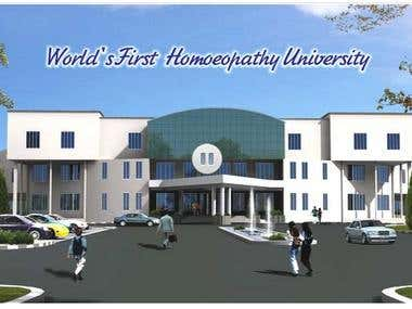 Education University portal - Homeopathy