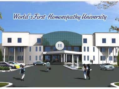 Education University portal - Homeopathy