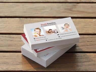 Business Cards Acquafredda Giuseppina