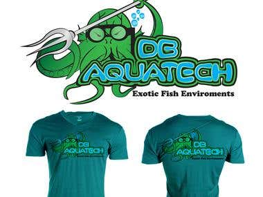DB Aquatech Logo