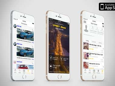 Doos Mobile Application (iOS)