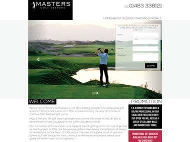 mastersgolflessons